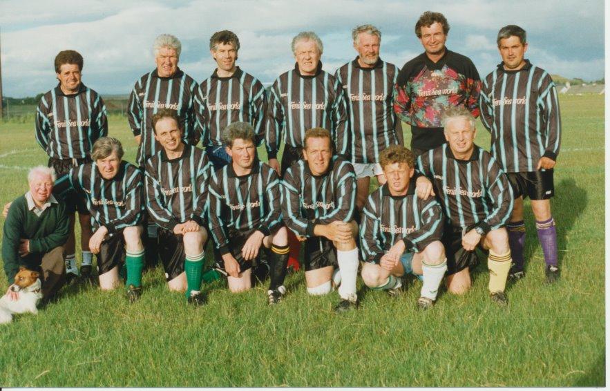 samphires o35 team 1996