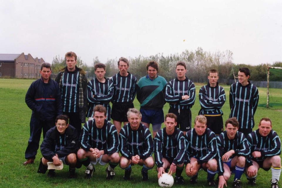 samphires seniors 1994