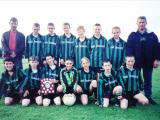 Samphires U11 Division 1 Winners 1998/99